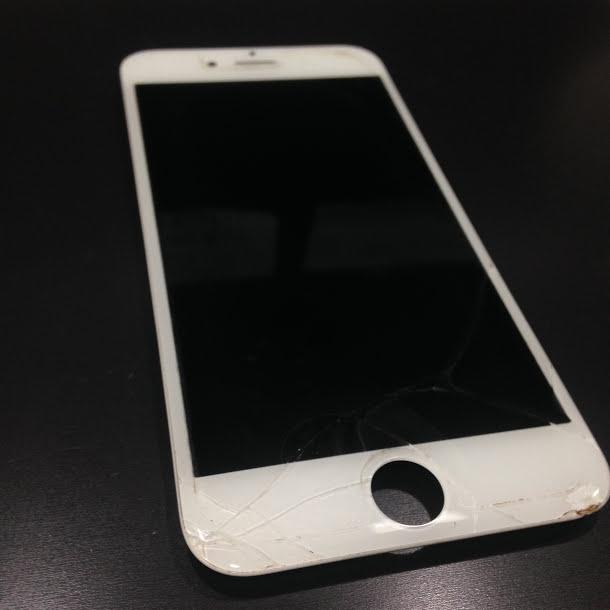 画像アイフォン6液晶パネル