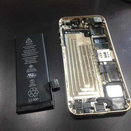 画像5Sバッテリー