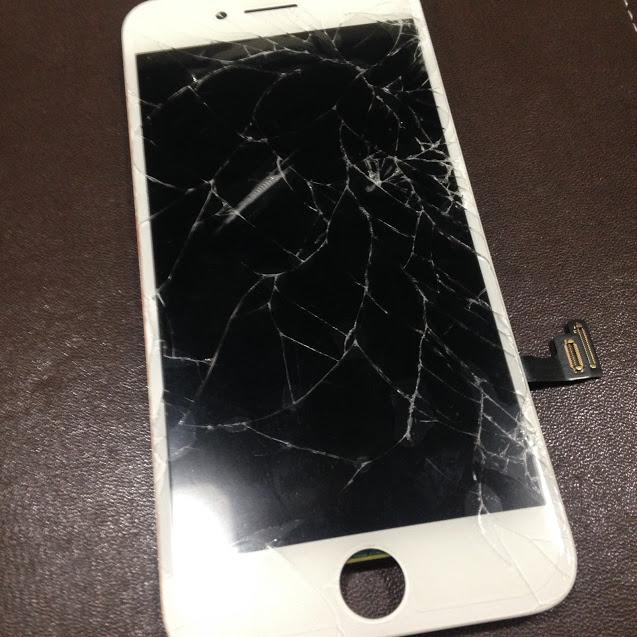アイフォン7パネル