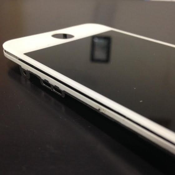 アイフォン5Sパネル浮き